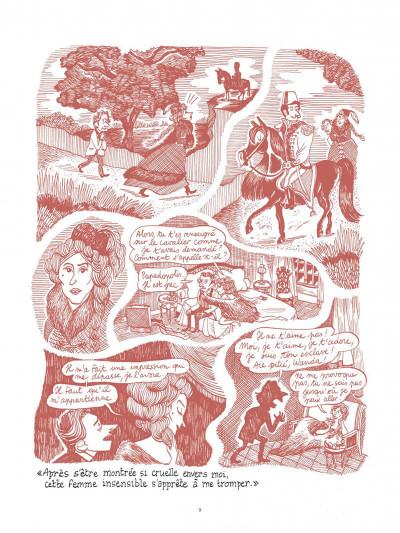 Page 9 L'homme à la fourrure