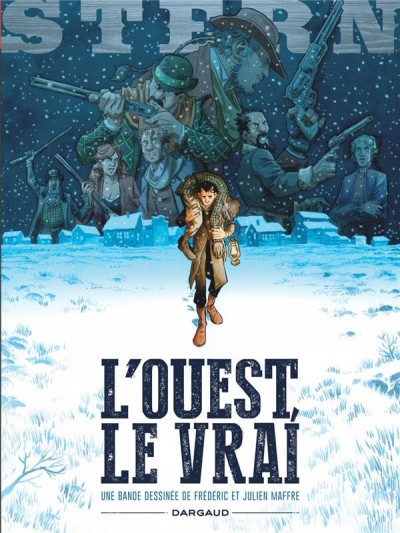 Couverture Stern tome 3
