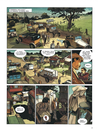 Page 3 Amazonie tome 4