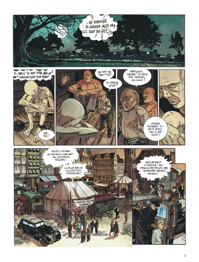 Page 5 Amazonie tome 4