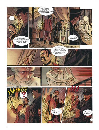 Page 8 Amazonie tome 4