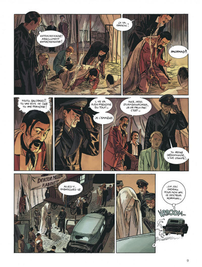 Page 9 Amazonie tome 4