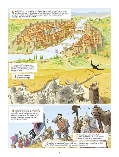 Page 4 Tosca des bois tome 3