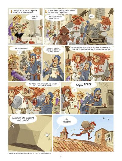Page 5 Tosca des bois tome 3