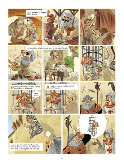 Page 7 Tosca des bois tome 3