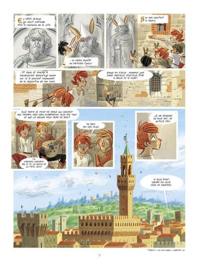 Page 8 Tosca des bois tome 3