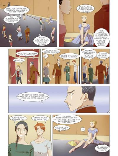 Page 6 La belle endormie tome 2