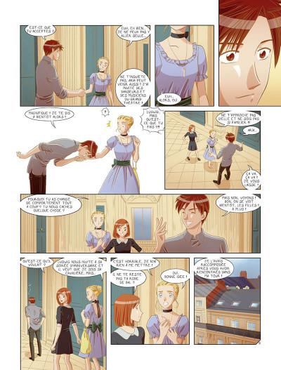 Page 9 La belle endormie tome 2