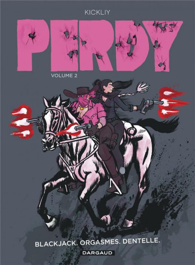 Couverture Perdy tome 2