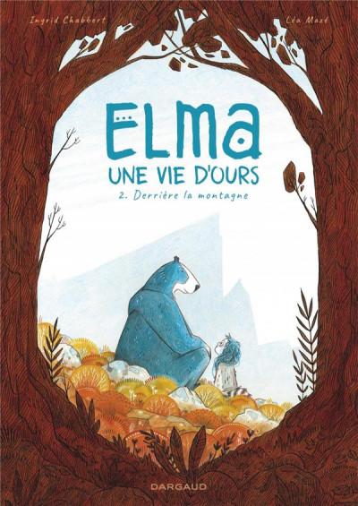 Couverture Elma, une vie d'ours tome 2