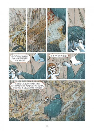 Page 3 Elma, une vie d'ours tome 2