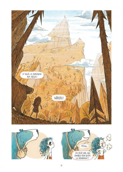 Page 6 Elma, une vie d'ours tome 2