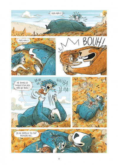 Page 9 Elma, une vie d'ours tome 2
