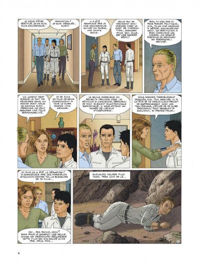 Page 6 Retour sur Aldébaran tome 2