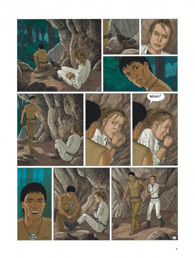 Page 7 Retour sur Aldébaran tome 2