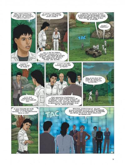 Page 9 Retour sur Aldébaran tome 2