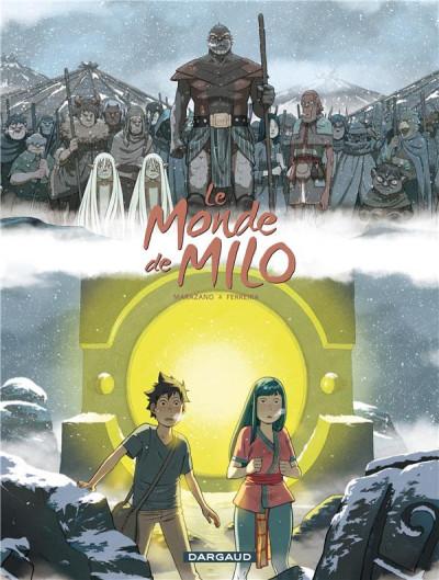 Couverture Le monde de milo tome 7