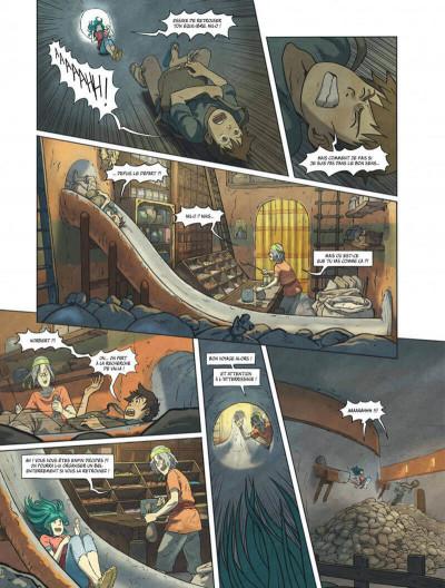 Page 4 Le monde de milo tome 7