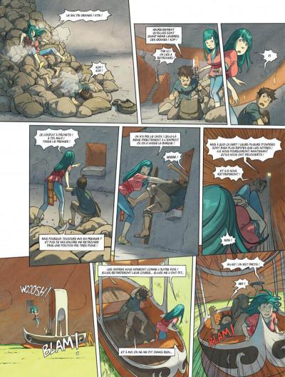Page 5 Le monde de milo tome 7