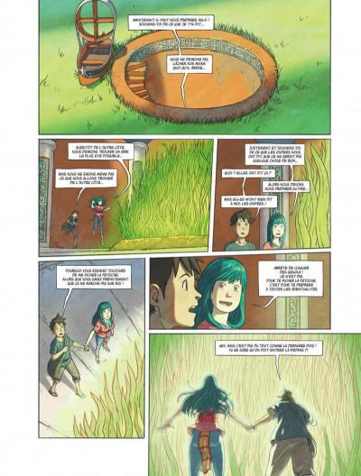 Page 7 Le monde de milo tome 7