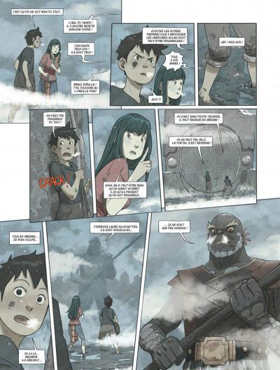 Page 9 Le monde de milo tome 7
