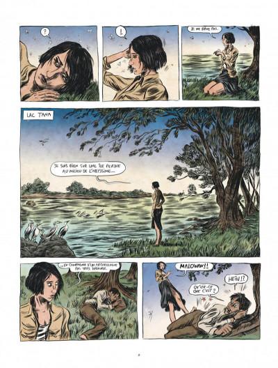 Page 9 Renée Stone tome 2