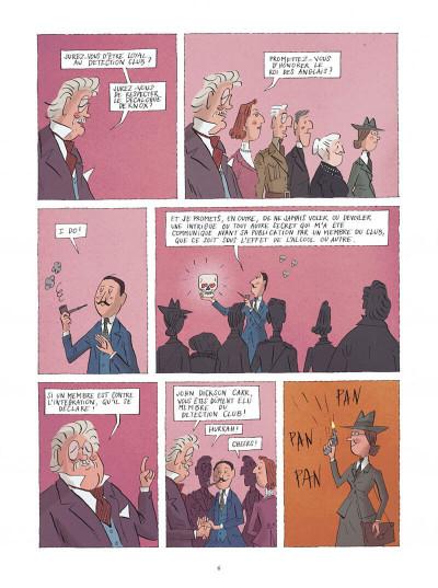 Page 6 Le détection club