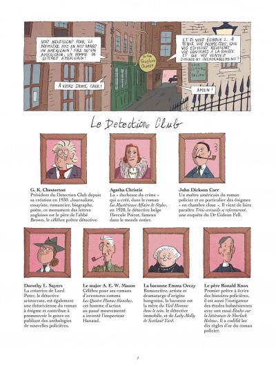 Page 7 Le détection club