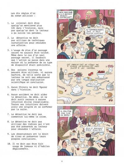 Page 8 Le détection club