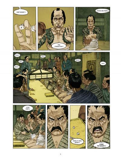 Page 3 Le masque aux mille larmes tome 2