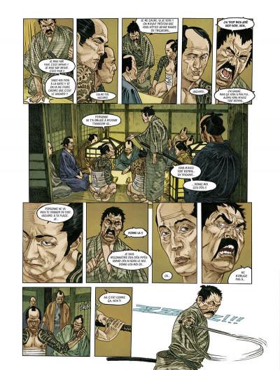 Page 4 Le masque aux mille larmes tome 2