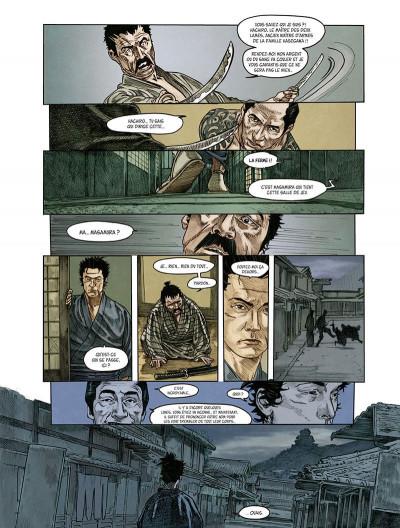 Page 5 Le masque aux mille larmes tome 2