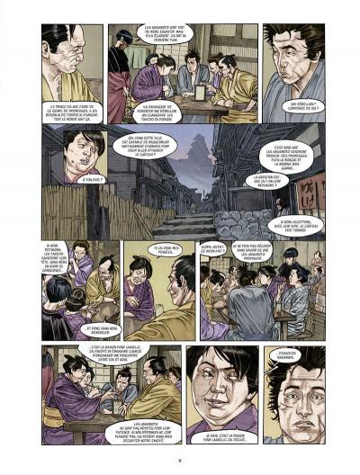 Page 9 Le masque aux mille larmes tome 2