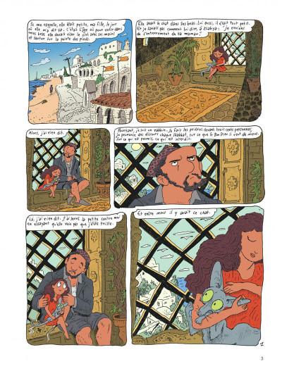 Page 3 Le chat du rabbin tome 9