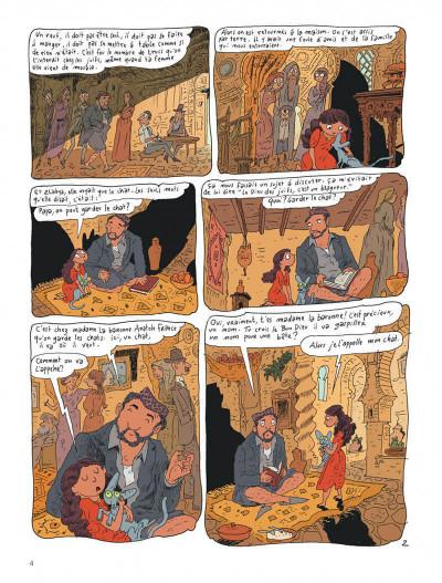 Page 4 Le chat du rabbin tome 9