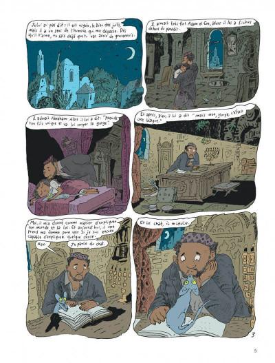Page 5 Le chat du rabbin tome 9