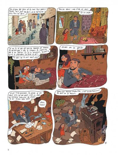 Page 6 Le chat du rabbin tome 9