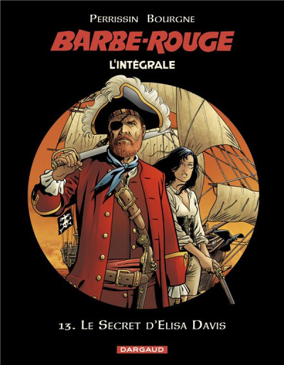 Couverture Barbe-Rouge - intégrale tome 13