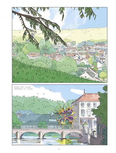 Page 3 La part merveilleuse tome 1