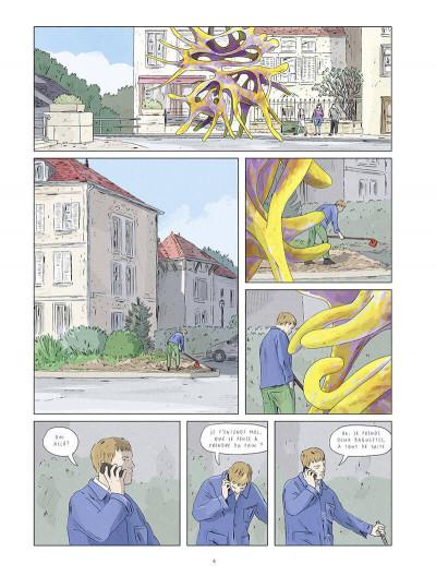 Page 4 La part merveilleuse tome 1