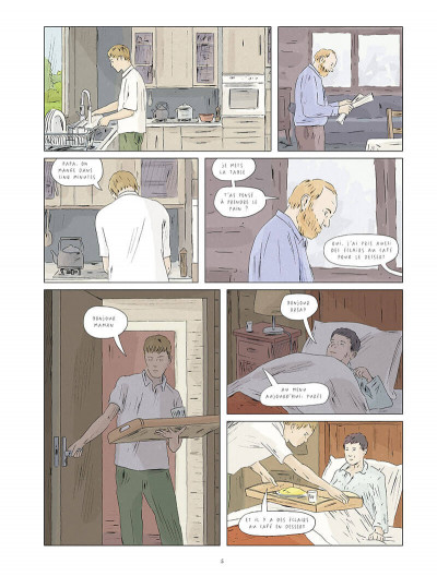 Page 5 La part merveilleuse tome 1