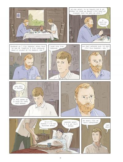 Page 6 La part merveilleuse tome 1