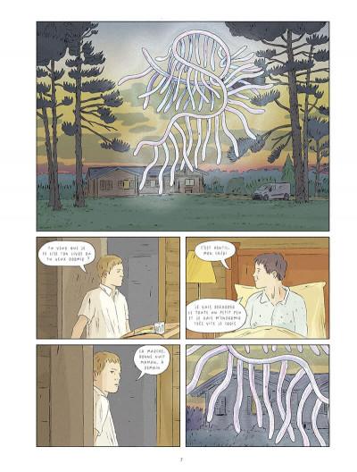 Page 7 La part merveilleuse tome 1