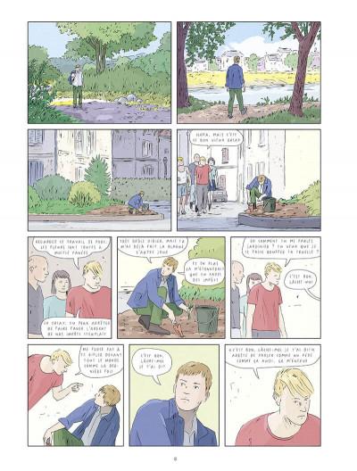 Page 8 La part merveilleuse tome 1