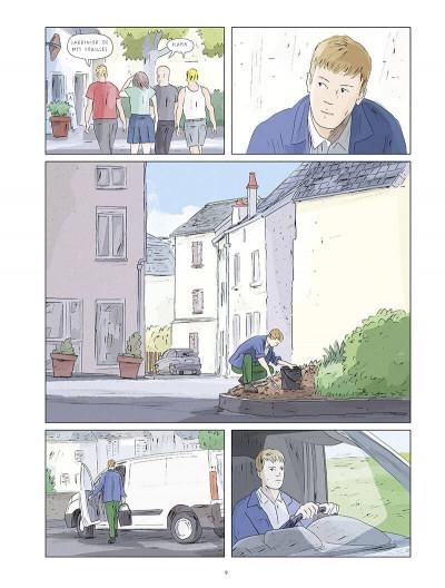 Page 9 La part merveilleuse tome 1