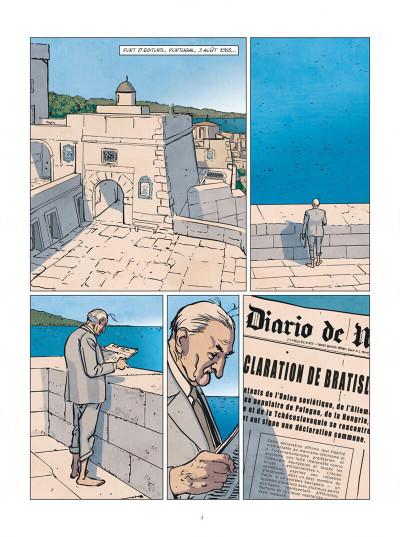 Page 3 Sur un air de Fado + ex-libris offert