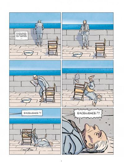 Page 4 Sur un air de Fado + ex-libris offert