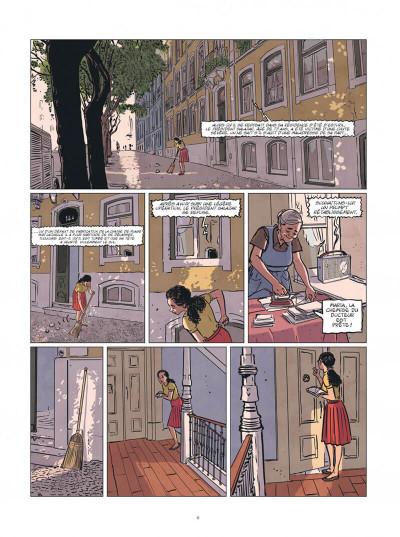 Page 6 Sur un air de Fado + ex-libris offert