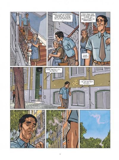 Page 9 Sur un air de Fado + ex-libris offert