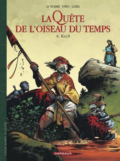 Couverture Avant la quête de l'oiseau du temps tome 6 + ex-libris offert